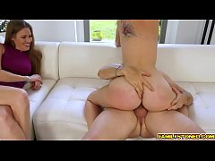 Step dad goes balls deep on Iggy Amores shaved ...