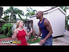 BANGBROS - Sloan Harper Helps Thug For A Good T...