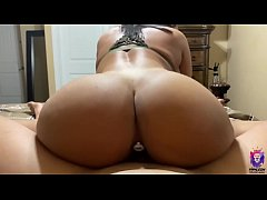 Big ass puertorican wants to prove that she fuc...
