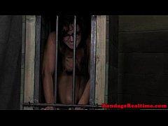 Breasts boundage sub tickle punishment