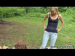 thumb college babe fu  cked at outdoor bbq bbq r bbq bbq
