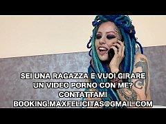 thumb italian casting  of a rasta girl lady blue alt l lady blue alt l lady blue alte