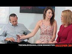 TeensloveanalTeaching My Step-daughter Anal Sex...