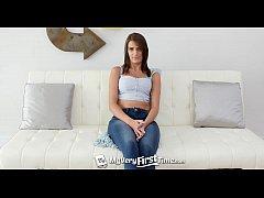MyVeryFirstTime - Debbie Clark tries anal with ...