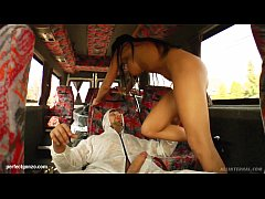 Regina gets a load of sperm inside her on All I...
