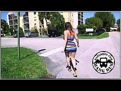 BANGBROS - Thick MILF Sara Jay Hunting Cock In ...