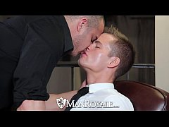 Joey Cooper and Alex Graham Fuck and cum everyw...
