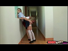 Tanya Tate and her BF fucked her student Staci ...