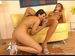 Lesbian Sisters From Belarus