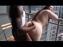 @MissBunnySteph FUCKED ON HOTEL BALCONY