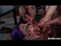 Evil Dead Orgy! Zombies Fucked to Death! Starri...