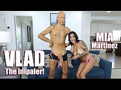 BANGBROS - Young Latina Mia Martinez Meets Vlad...