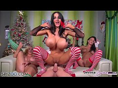 Spizoo - Jessica Jaymes, Nikki Benz and Amy And...