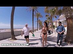 Big Ass Bit Tits Pornstar Patty Michova on Publ...