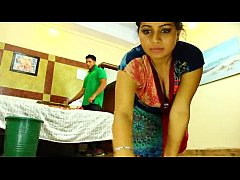 Indian Maid | More videos with this girl - like...