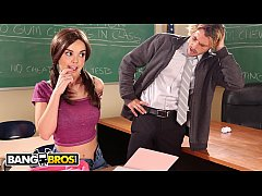 BANGBROS - Teen Dillion Harper Squirts All Over...