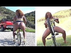 BANGBROS - Interracial Romp With Sydnee Capri O...