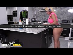 BANGBROS - Lovely Latin Housewife Luna Star Fuc...