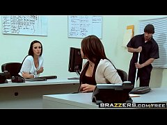 Brazzers - Dirty Masseur - Office Rub Down scen...