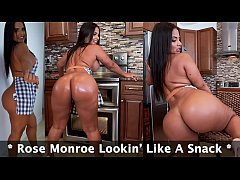 Rose Monroe Lookin' Like A Snack, Getting Her B...