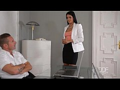 thumb office daydr eamer fucks sexy secretary in the ass