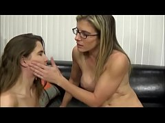 Molly Jane in Femdom Lesbian Domination And Spa...