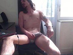 guy arksten gives you a taste striptease, maust...