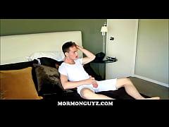Mormon Twink With Small Cock Masturbates For Ch...