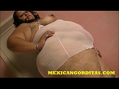 MEXICANGORDITAS.COM 2 CREAMPIES FOR ALONDRA