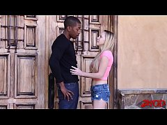 Hollie Mack Banged By A Black Stud