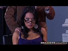 Big Tits at School - Dirty asain (Asa Akira) ge...
