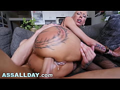 ASSALLDAY.COM - PAWG Bella Bellz Taking Anal Fr...