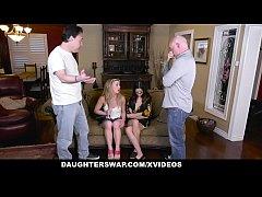 DaughterSwap - Hot Teen Hookers Fucked By Each ...