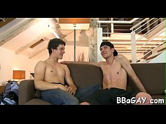Naughty and wild homo bangings