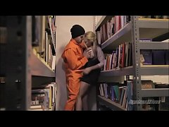 Force Sex in the prison library http:\/\/frtyb.co...
