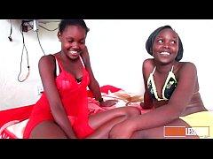 Real African Amateur Lesbian Teens