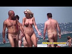 Big Boobs Nudist Amateurs Voyeur Beach Compilat...