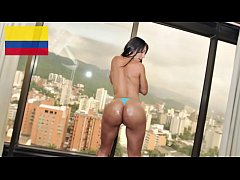 "CULIONEROS - Colombian Goddess ""Isabel"" Gets He..."