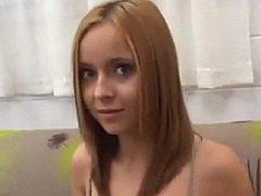 Blonde girl 64