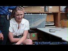 Teen amateur gets railed