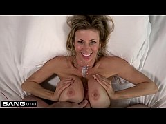 BANG Real MILFs  Alexis Fawx flashing & sucking...