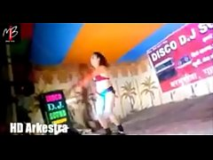 hot dance girl nude in stage show public
