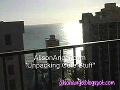 AlisonAngel FIRST TIME