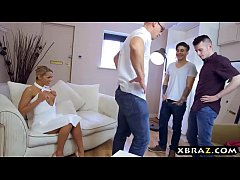 Mail order bride teen double penetrated by husb...