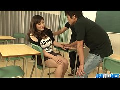 thumb plump and busty  student fucked by two hung an  by two hung an by two hung and