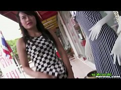 Tuk Tuk Patrol - Thai cutie gets her asshole re...