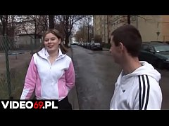 Polskie porno - Nastoletnia seks-rakieta