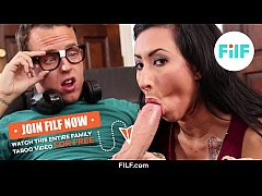 Step-Family Blowjob Compilation from your famil...