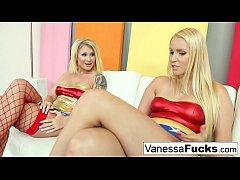 Vanessa & Daisy are both lesbian superheroes fo...