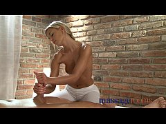 Massage Rooms Lola rides both male and female c...